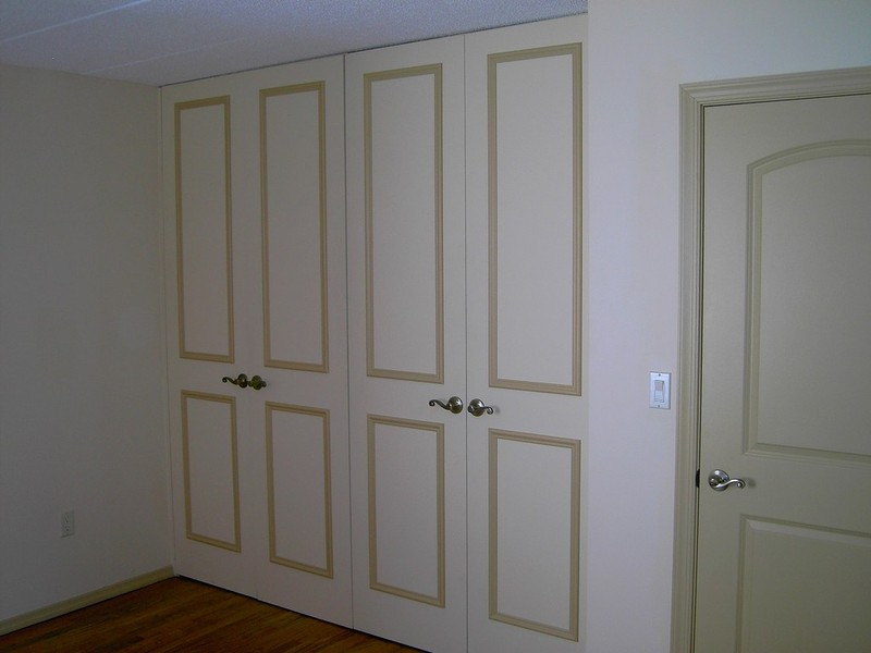 Lovely ... Mirror Bifold Closet Doors. 4 Door,doors,custom,custom Door,interior  Door,bathroom Door,