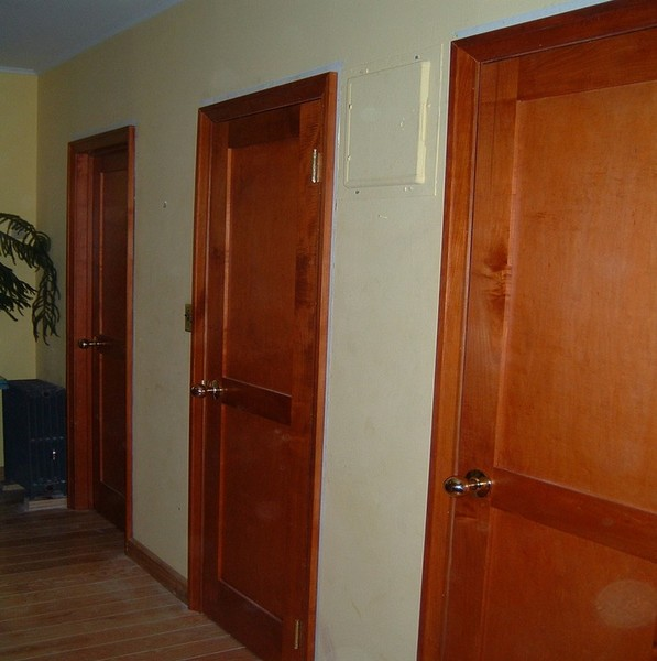 Nyc Custom Interior Room Doors Bi Fold Sliding Hinged Pivot French