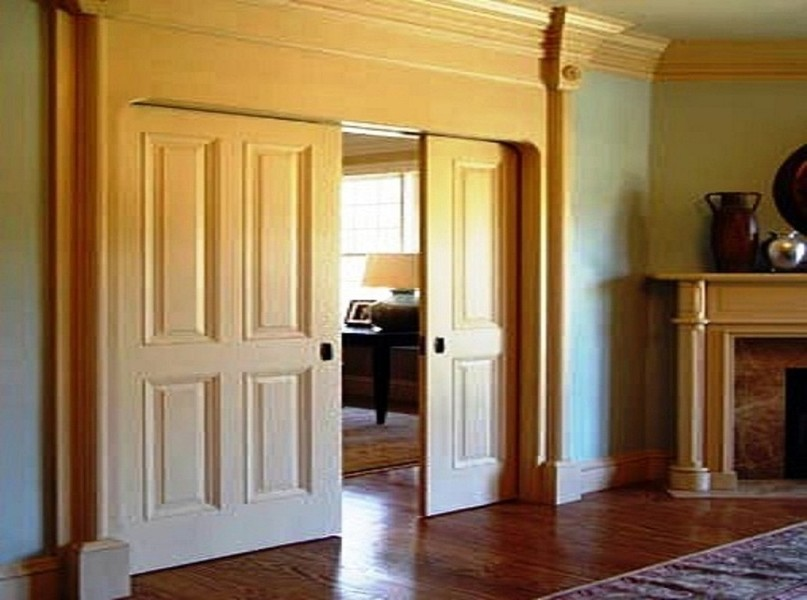 19 doordoorscustomcustom doorinterior doorbathroom door & NYC Custom Interior Room Doors: Bi Fold Sliding Hinged Pivot French ...
