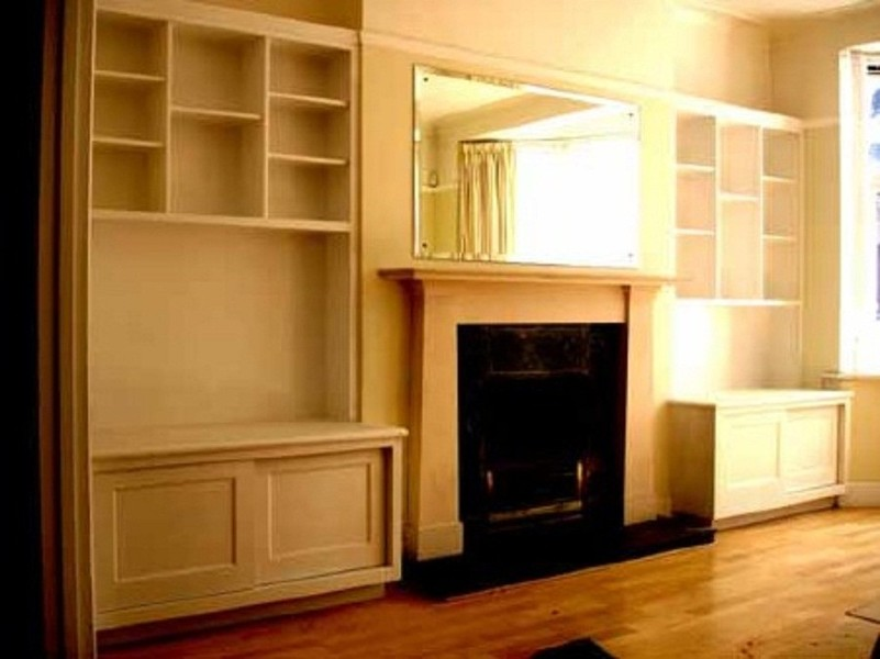 4 Tv Entertainment Center Wall Unit Cabinet Cabinetry Custom Built Nyc New York City Manhattan Ny
