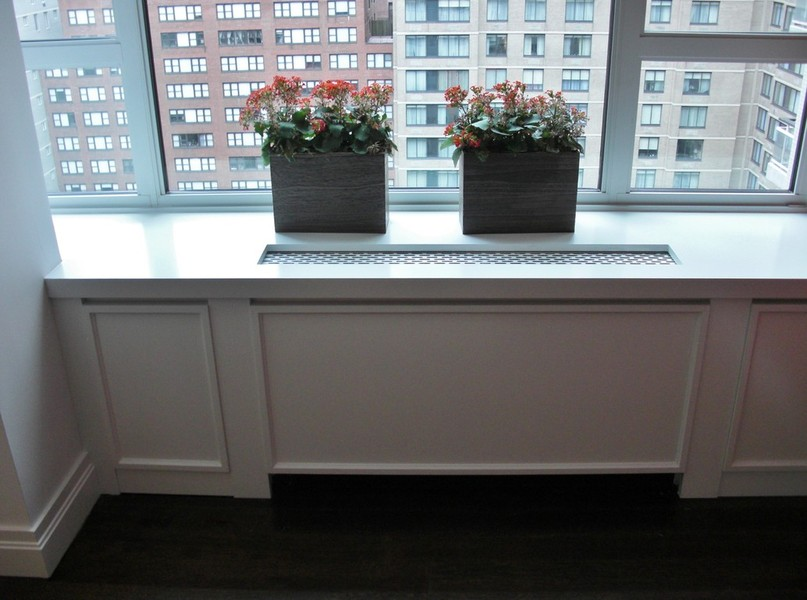 Nyc Custom Built In Radiator Covers Window Seats Under