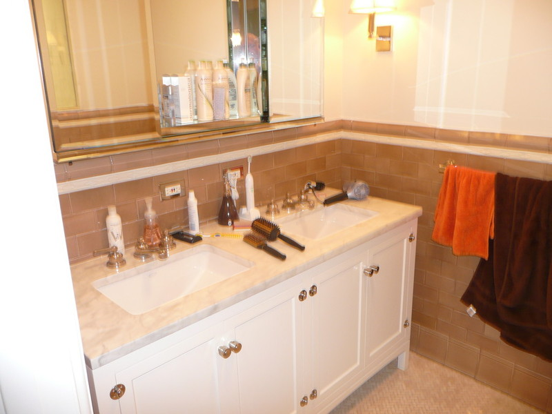 Nyc custom bathroom vanity cabinets designed custom made for Bathroom bathroom bathroom