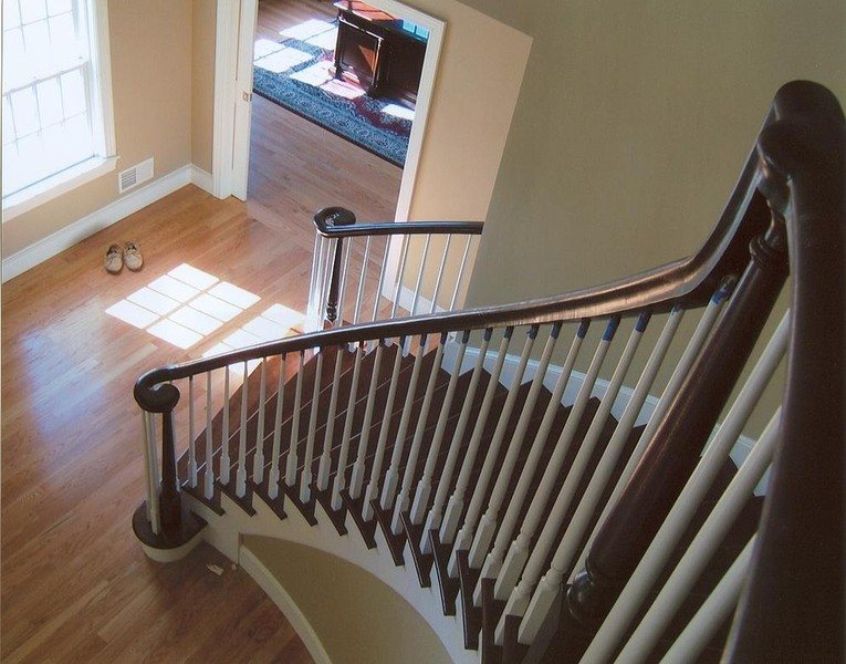 NYC Wood Stairs: We Design, Build, Install New Or Repair ...