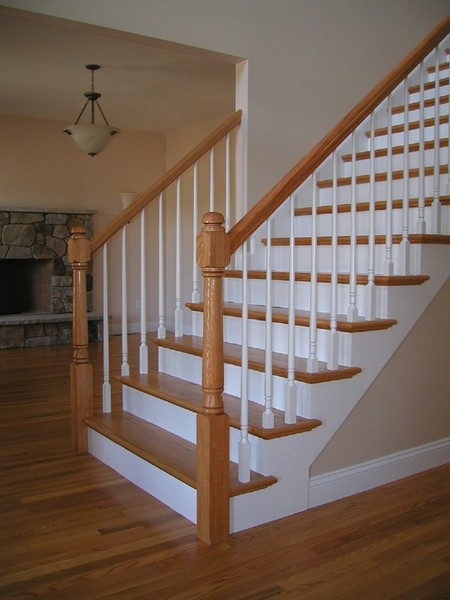 Charmant NYC Wood Stairs: We Design, Build, Install New Or Repair ...
