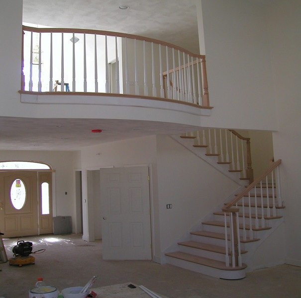 Nyc Wood Stairs We Design Build Install New Or Repair