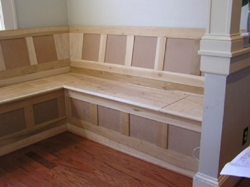 5 Custom Made Built In Banquette Furniture Seating, Breakfast Nooks,  Kitchen U0026 Dining