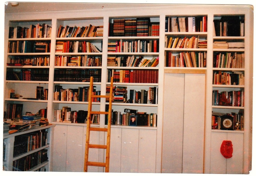 6 Bookcases Wall Units Bookshelves Cabinetry Cabinets Shelves Shelving Custom Built Nyc New York City Manhattan