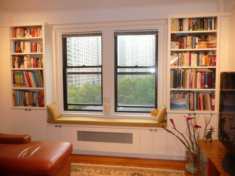 8 Bookcases Wall Units Bookshelves Cabinetry Cabinets Shelves Shelving Custom Built Nyc New York City Manhattan