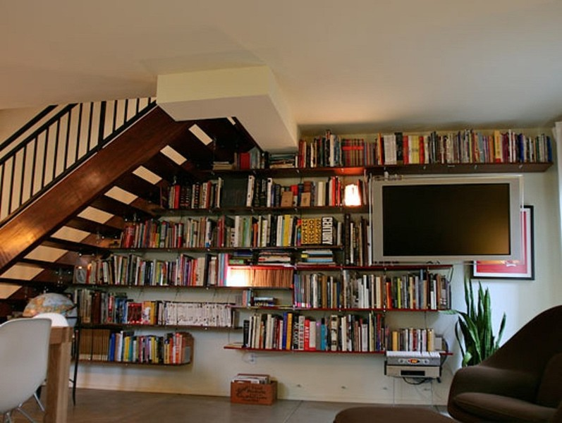 20 BOOKCASES WALL UNITS BOOKSHELVES CABINETRY CABINETS SHELVES SHELVING CUSTOM BUILT NYC NEW YORK CITY MANHATTAN