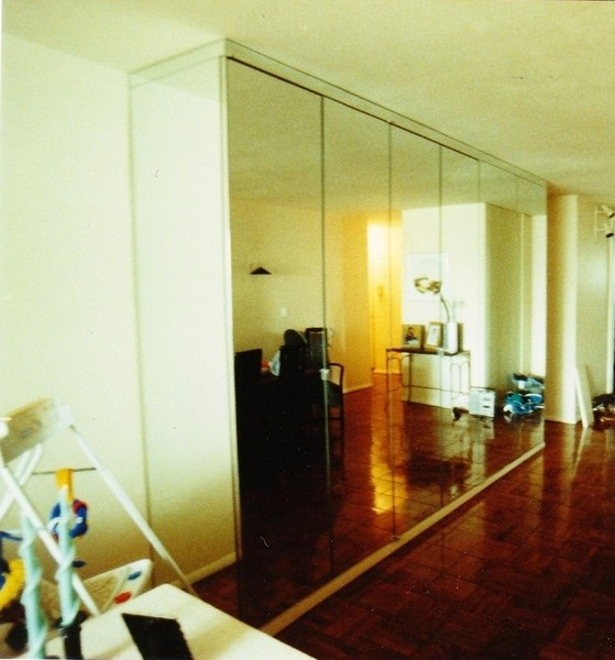 Nyc custom closet doors bi fold sliding hinged pivot for Sliding glass doors nyc