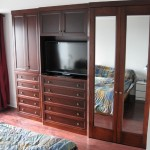 2 Bedroom Walk-In Reach-In Closet Wardrobe Furniture Armoire Wall Unit Cabinet Storage Dresser TV Entertainment Center Door Custom Built NYC New York City Manhattan Brooklyn NY Bedroom Closet Wardrobe Wall Unit Cabinet Storage Drawer Furniture TV Center
